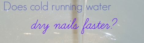 Dry Nails Fast