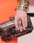 Natasha Beddingfield Nails Grammys 2014